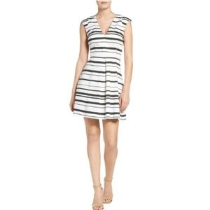 French Connection Joshua Stripe Dress